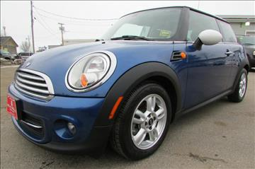 2013 MINI Hardtop for sale at AutoMile Motors in Saco ME