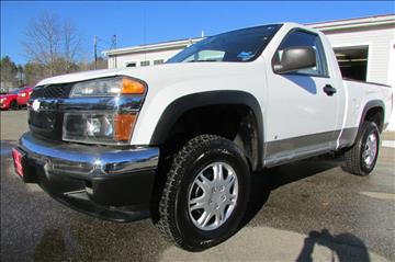 2008 Chevrolet Colorado for sale at AutoMile Motors in Saco ME