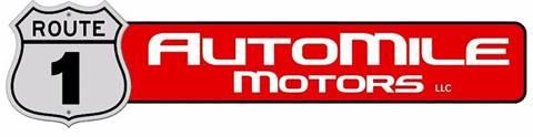 2003 Dodge Dakota for sale at AutoMile Motors in Saco ME