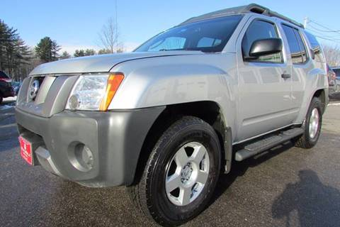 2008 Nissan Xterra for sale at AutoMile Motors in Saco ME