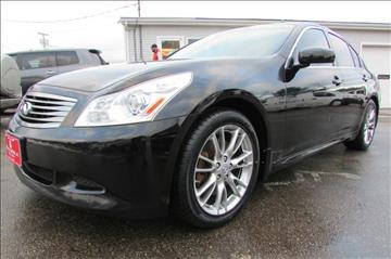 2008 Infiniti G35 for sale at AutoMile Motors in Saco ME