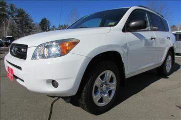 2008 Toyota RAV4 for sale at AutoMile Motors in Saco ME