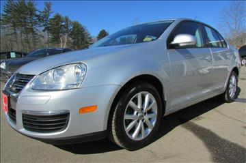 2010 Volkswagen Jetta for sale at AutoMile Motors in Saco ME