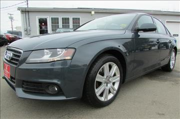 2010 Audi A4 for sale at AutoMile Motors in Saco ME