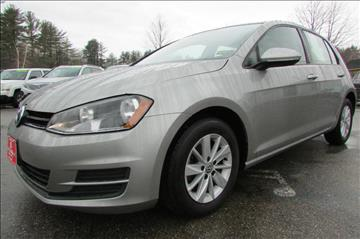 2015 Volkswagen Golf for sale at AutoMile Motors in Saco ME