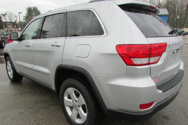 2012 Jeep Grand Cherokee for sale at AutoMile Motors in Saco ME