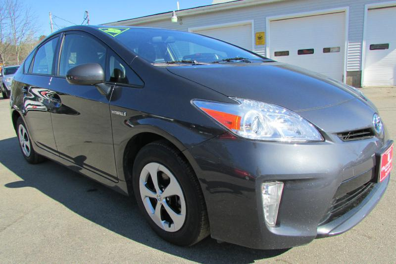 2013 Toyota Prius for sale at AutoMile Motors in Saco ME