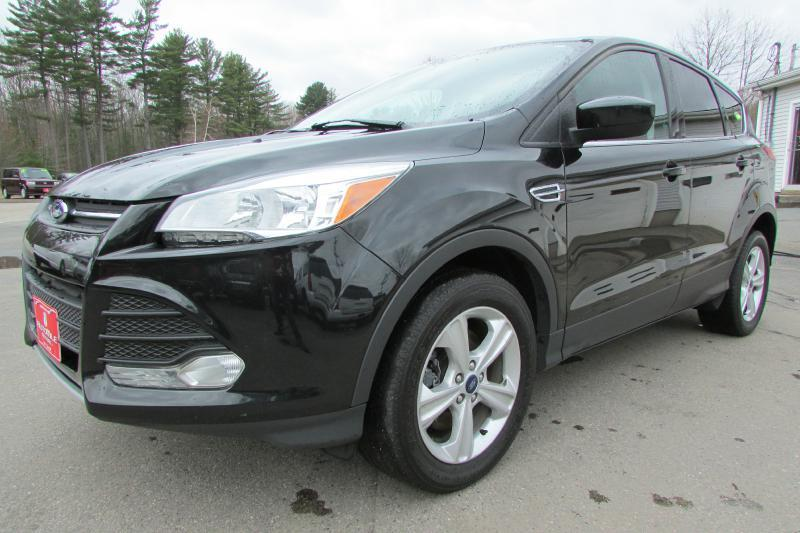 2014 Ford Escape for sale at AutoMile Motors in Saco ME