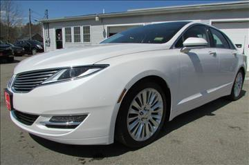 2014 Lincoln MKZ for sale at AutoMile Motors in Saco ME