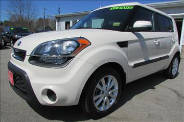 2013 Kia Soul for sale at AutoMile Motors in Saco ME