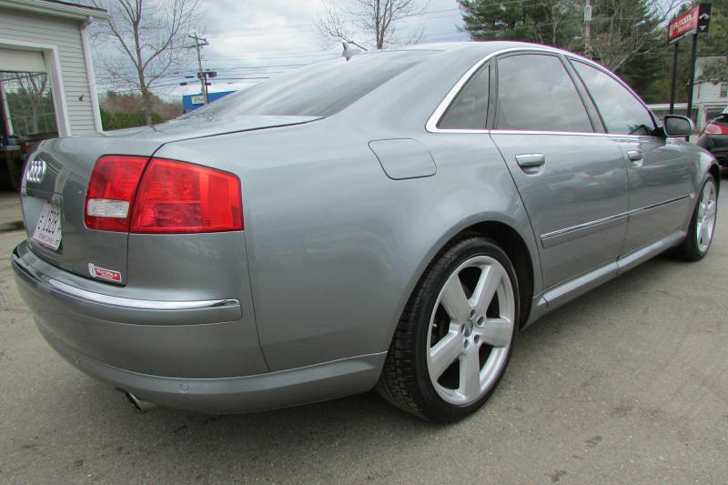 2007 Audi A8 for sale at AutoMile Motors in Saco ME