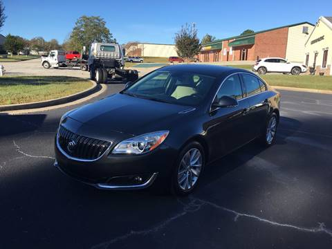 2015 Buick Regal for sale in Loganville, GA