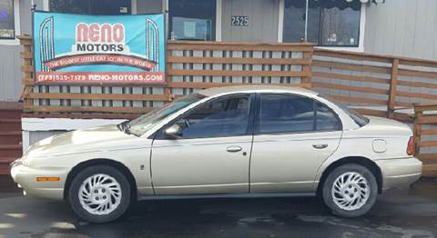 1999 Saturn S-Series for sale in Reno, NV