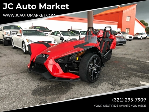 2015 Polaris Slingshot for sale in Winter Park, FL
