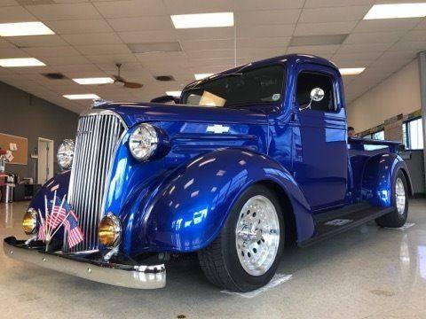 1937 Chevrolet C/K 20 Series