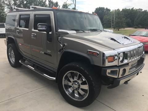 2004 HUMMER H2 for sale in Wentzville, MO