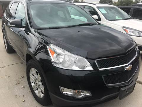 2012 Chevrolet Traverse for sale in Wentzville, MO