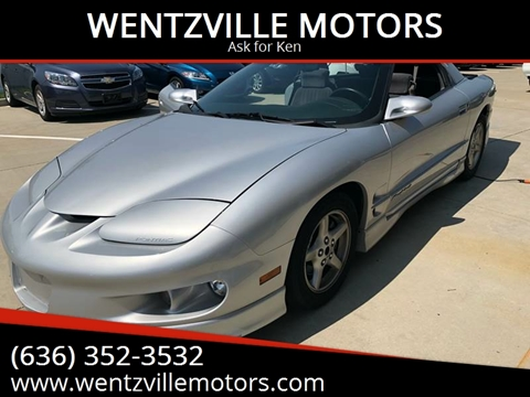 1998 Pontiac Firebird for sale in Wentzville, MO