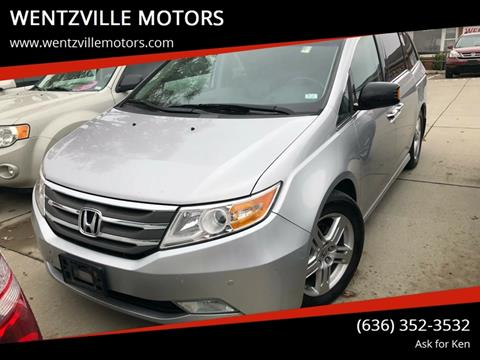 2012 Honda Odyssey for sale in Wentzville, MO