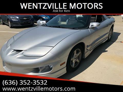 1998 Pontiac Firebird for sale in Wentzville, MO