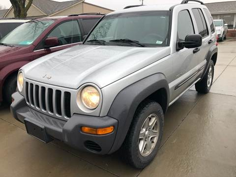 2002 Jeep Liberty for sale in Wentzville, MO