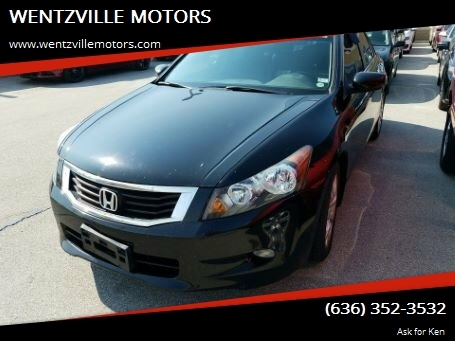 2010 Honda Accord for sale in Wentzville, MO