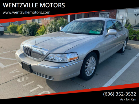 Used Lincoln Town Car For Sale In Saint Charles Mo Carsforsale Com