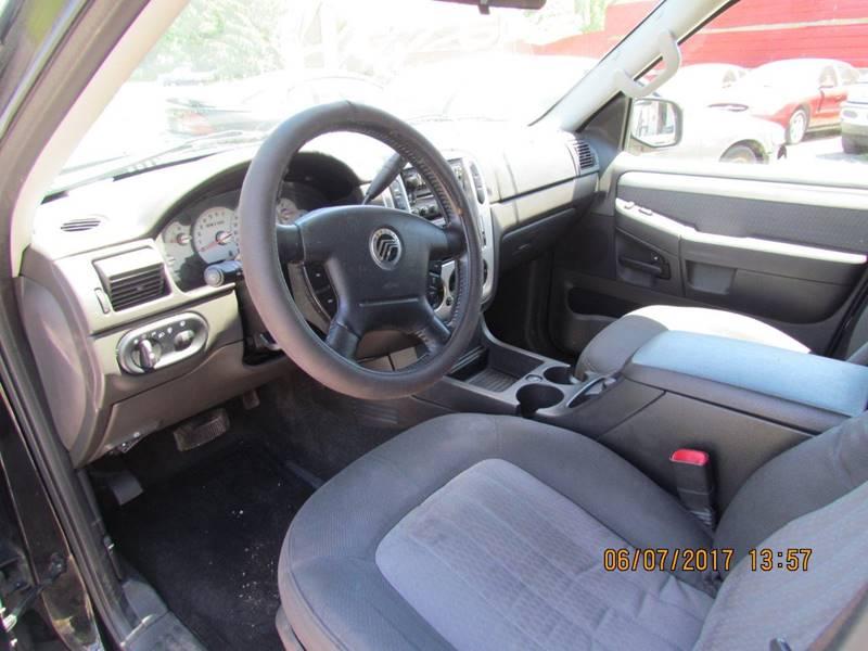 2005 Mercury Mountaineer AWD 4dr SUV - Holland OH