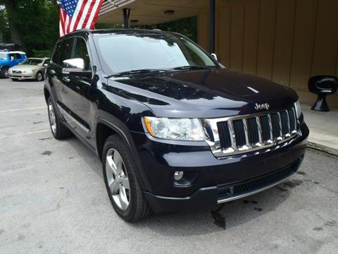 2011 Jeep Grand Cherokee for sale in Shavertown, PA