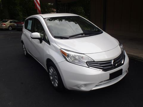 2014 Nissan Versa Note for sale in Shavertown PA