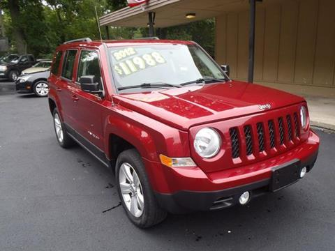 2012 Jeep Patriot for sale in Shavertown, PA