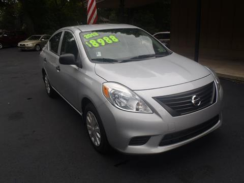 2013 Nissan Versa for sale in Shavertown, PA