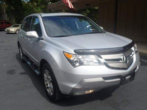 2007 Acura MDX for sale in Shavertown PA