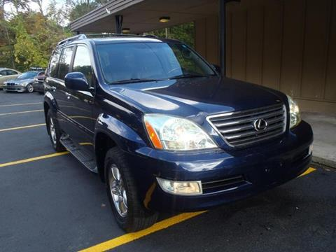 2008 Lexus GX 470 for sale in Shavertown, PA