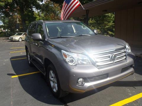 2010 Lexus GX 460 for sale in Shavertown, PA