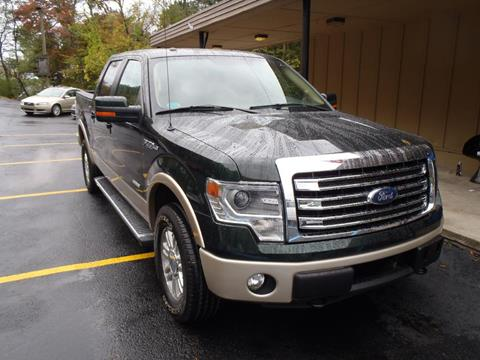 2013 Ford F-150 for sale in Shavertown PA