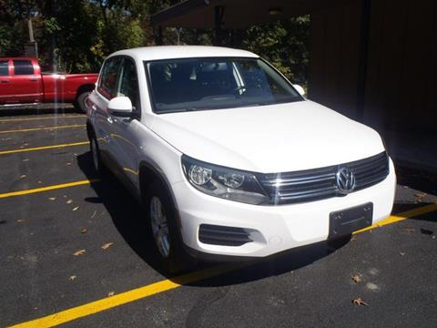 2013 Volkswagen Tiguan for sale in Shavertown, PA