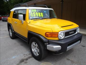 2008 Toyota FJ Cruiser for sale in Shavertown, PA