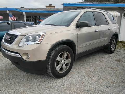 2010 GMC Acadia for sale in Clearwater, FL