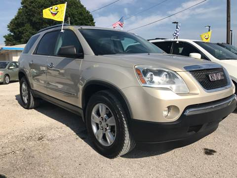 2008 GMC Acadia for sale in Clearwater, FL