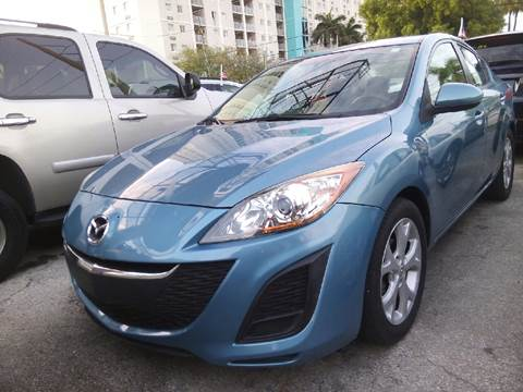 2010 Mazda MAZDA3 for sale in Miami, FL