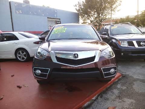 2011 Acura RDX for sale in Miami, FL