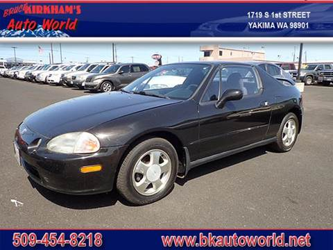 1993 Honda Civic del Sol for sale in Yakima, WA