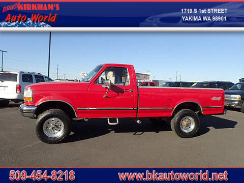 1995 Ford F-250 for sale in Yakima, WA