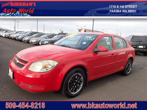 2010 Chevrolet Cobalt for sale at Bruce Kirkham Auto World in Yakima WA