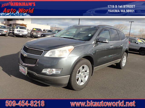 2011 Chevrolet Traverse for sale at Bruce Kirkham Auto World in Yakima WA