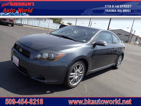 2008 Scion tC for sale at Bruce Kirkham Auto World in Yakima WA