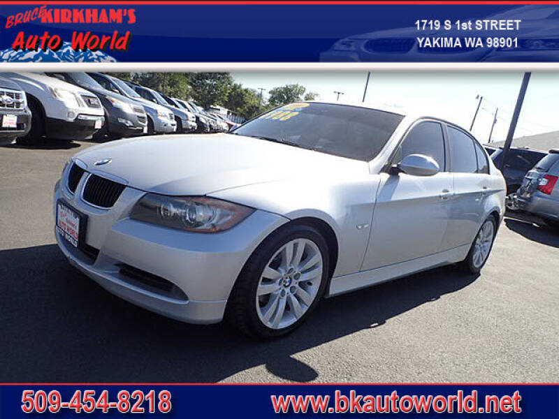 2006 BMW 3 Series for sale at Bruce Kirkham Auto World in Yakima WA