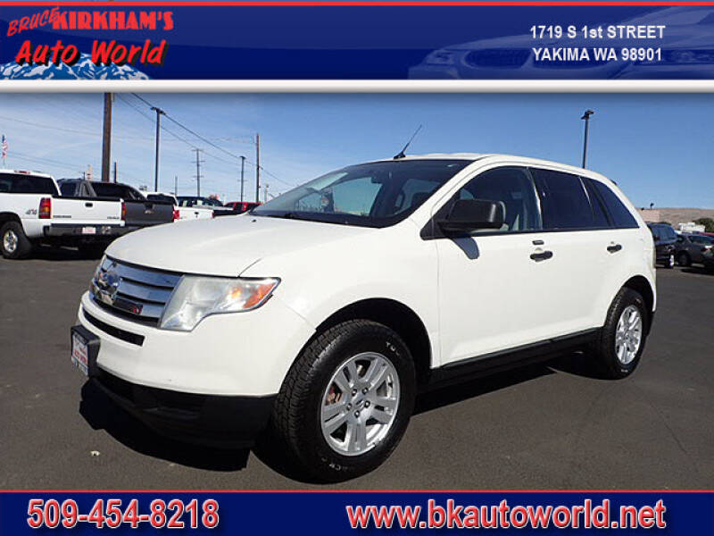 2010 Ford Edge for sale at Bruce Kirkham Auto World in Yakima WA