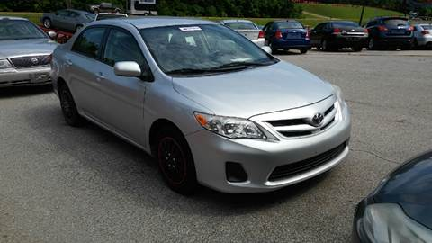 2011 Toyota Corolla for sale in Olive Branch, MS
